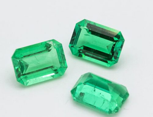 Hydrothermal Emerald