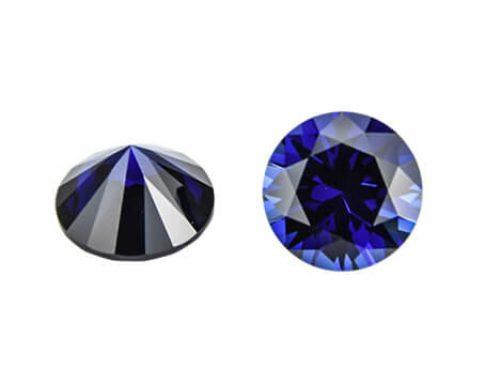 Lab Grown Blue Sapphire