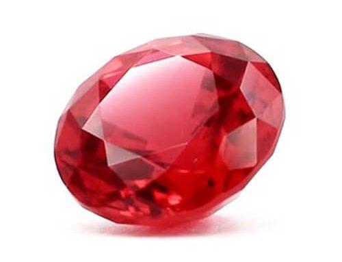 Lab Grown Ruby
