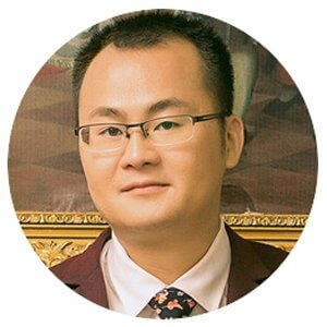 Charles Lin-WeJEWELER sales director