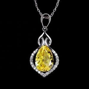 custom jewelry pendant