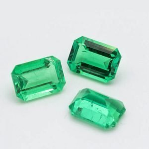 lab grown emerald