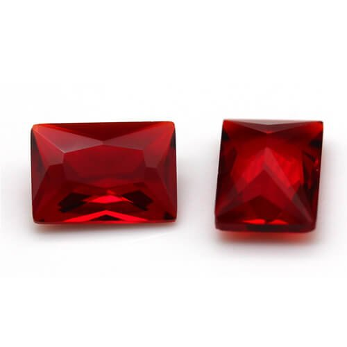 loose glass gemstones