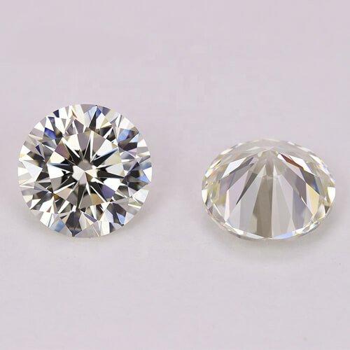 aaaaa white cz diamond