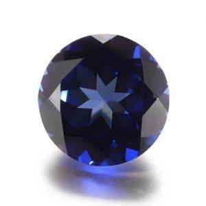 lab grown blue sapphire 1