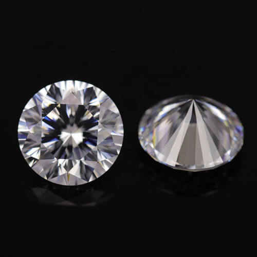 81 facets new cut cubic zirconia