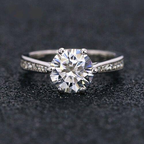 custom jewelry finish ring